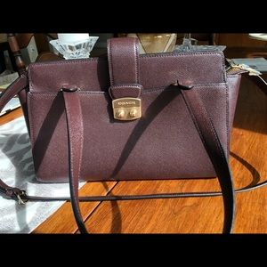 Coach designer handbag new